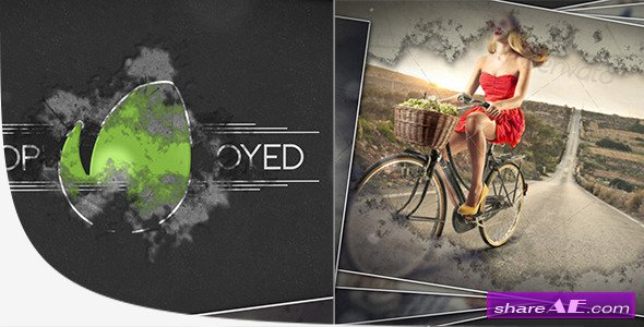 Videohive Short & Powerful Slides - After Effects Projects