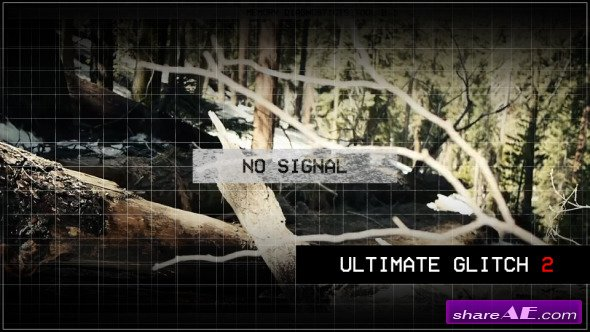 Videohive Ultimate Glitch 2 - Motion Graphics