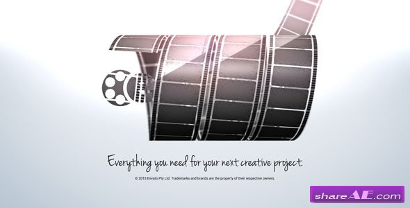 Videohive Film Reveal - After Effects Project