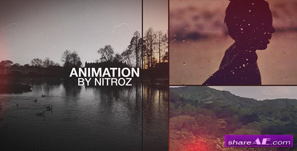 Videohive Inspired Reel - After Effects Project