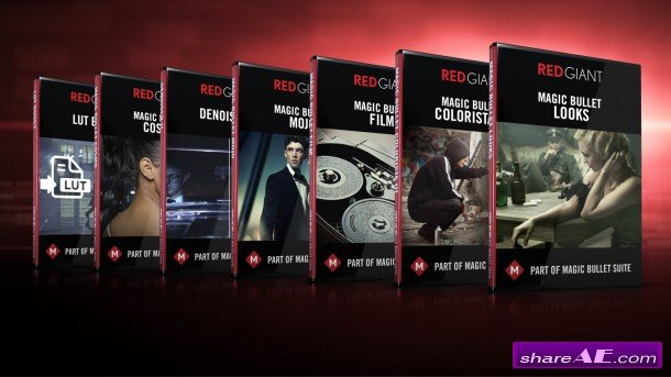 Red Giant Magic Bullet Suite v12.0.4 (WIN64)