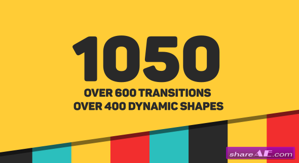 Videohive Dynamic Shapes - Animated Shape Layer Elements - After Effects Projects