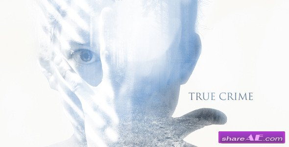 Videohive True Crime - After Effects Project