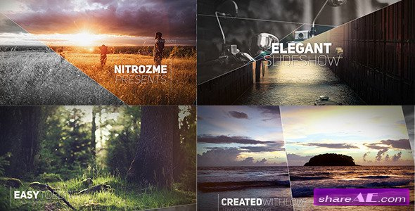 simple slideshow videohive free after effects templates after