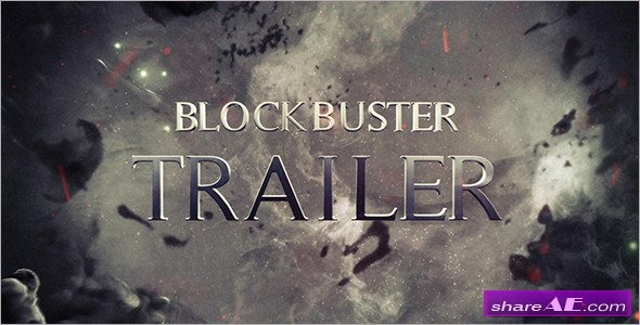Videohive Blockbuster Trailer 8