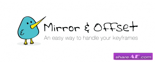 Mirror & Offset v1.0 (Aescripts)