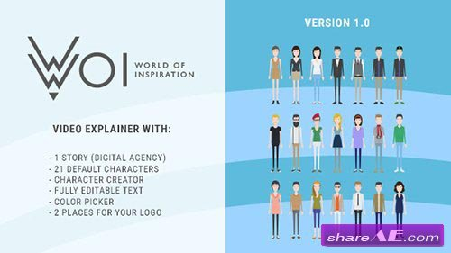 Videohive World of Inspiration