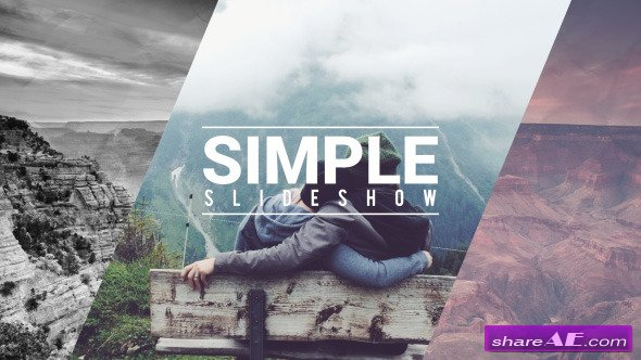 Videohive Simple Fast Slideshow