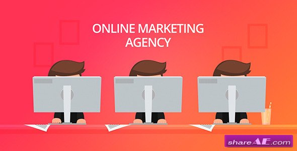 Videohive Online Marketing Agency
