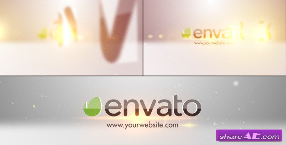 Videohive Stylish Logo Form