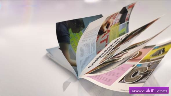Videohive Magazine Promotion