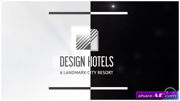 Videohive Design Hotel & Resort Showcase