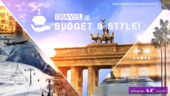 Videohive Travel Agency TV Commercial