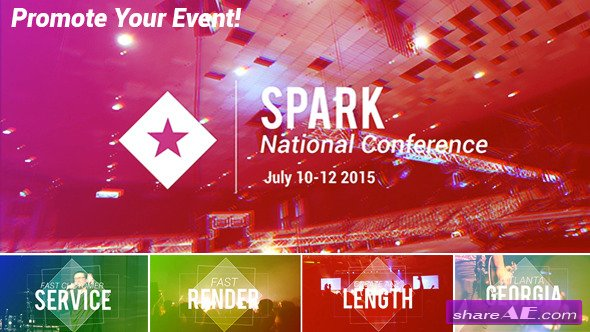 Videohive Event and Conference Promo