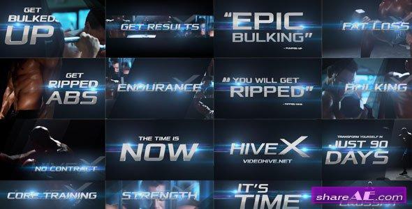 Videohive Epic Promo 5472619