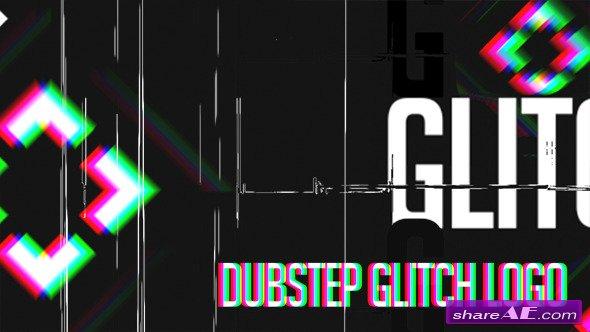 Videohive Dubstep Glitch Logo