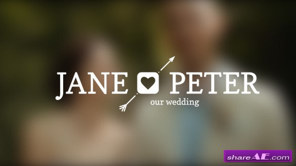 wedding titles update v1 - fcpx templates free download