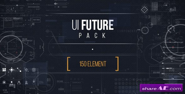 Videohive UI Future Pack