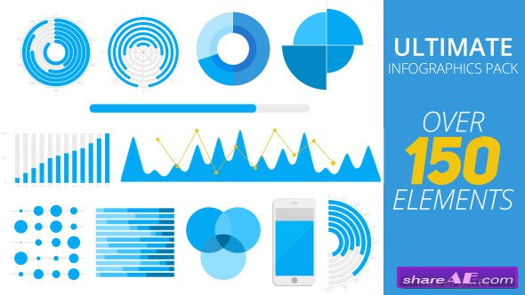 Videohive Ultimate Infographics Pack