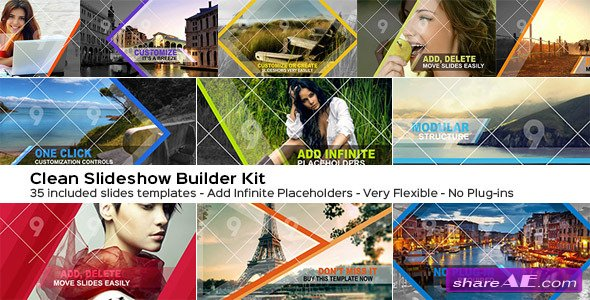 Videohive The Slider Wizard Builder Kit