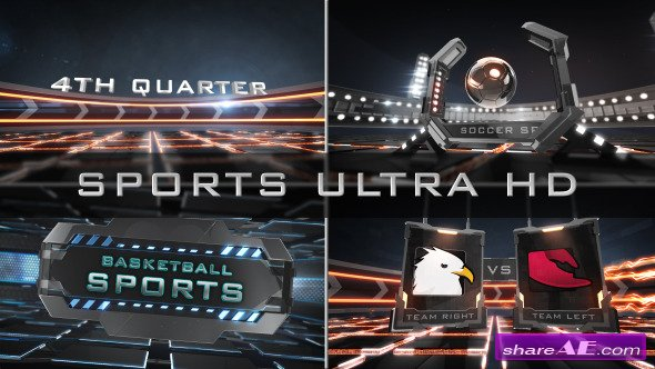 Videohive Sports Ultra - Broadcast Pack