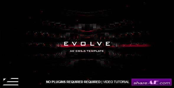 Videohive Evolve Trailer