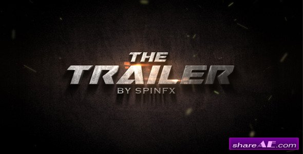 Videohive The Trailer