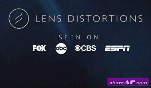 Lens Distortions - Anticipation SFX » free after effects