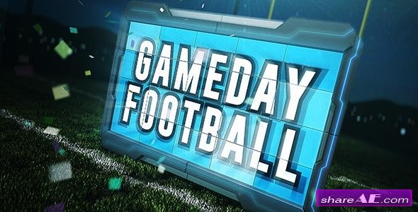 Videohive Gameday Football