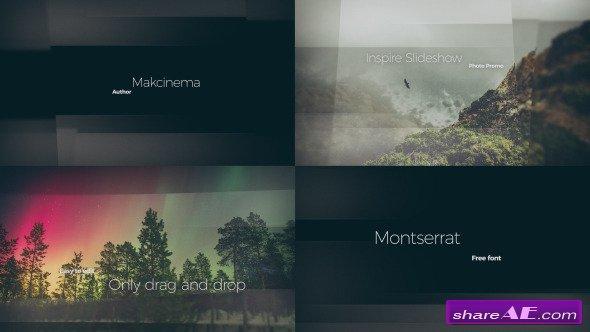 Videohive Modern Slideshow Elegant Promo Free After Effects