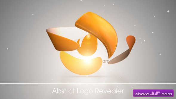 Videohive Abstract Logo Revealer - After Effects Project