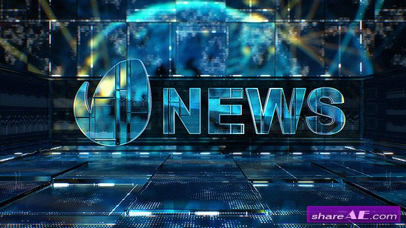 Videohive TV News