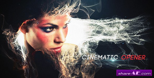 Videohive Cinematic Opener 10231548