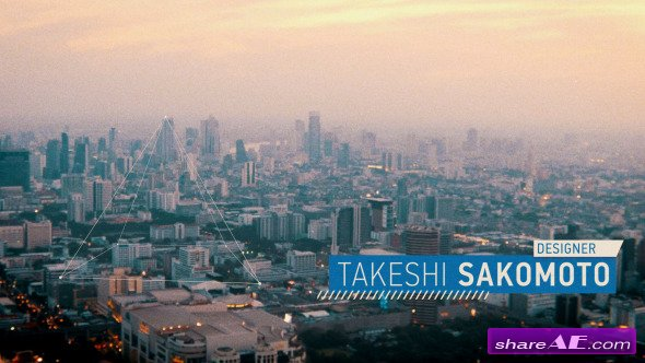 Videohive City of Angels