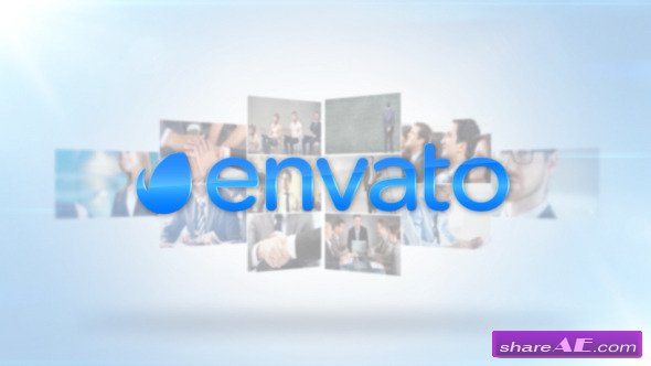 Videohive Multi Photo Logo Intro - After Effects Templates