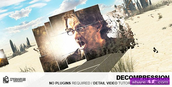 Videohive Decompression - After Effects Templates