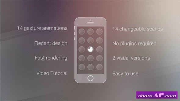 Videohive Elegant App Promo