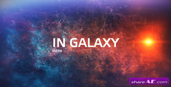 Videohive Ingalaxy Intro