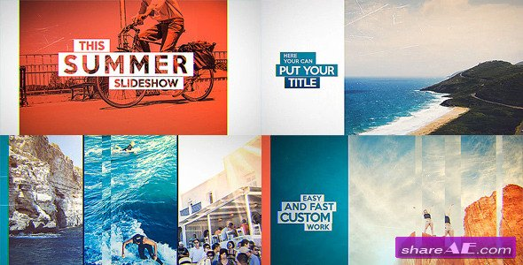 Videohive Favorite Slideshow V2 - After Effects Templates