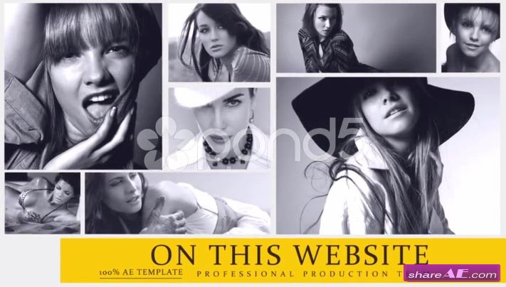 Fashion Slideshow - After Effects Templates (Pond5) » free after ...
