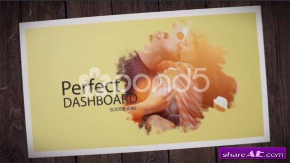 Perfect Dashboard Slideshow - After Effects Templates (Pond5)