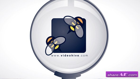 Videohive Magnify Glass Logo