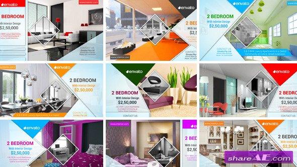 Videohive Interior Product Promo