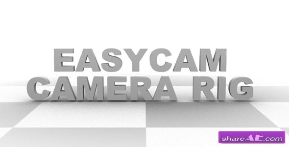 Videohive EasyCam Camera Rig - After Effects Scripts