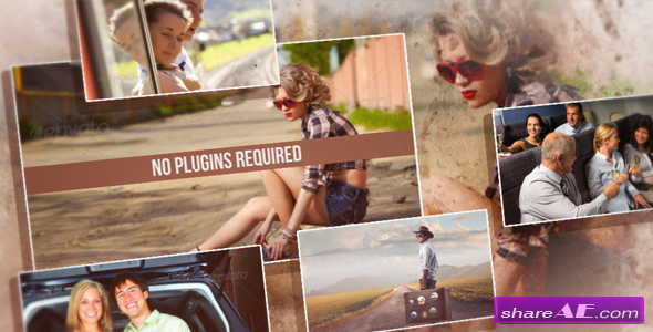 Videohive Travel Now - After Effects Templates