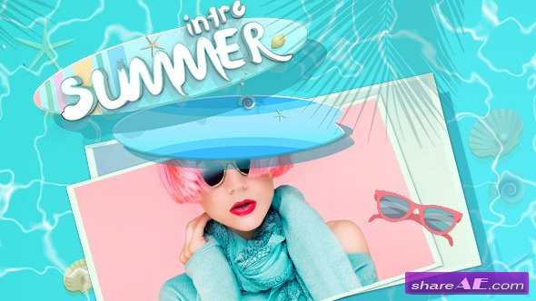 Videohive Summer - After Effects Templates