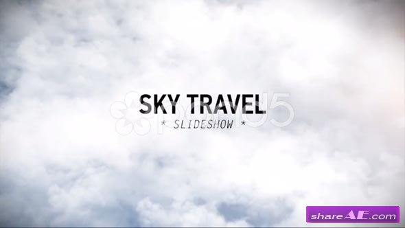 Sky Travel Slideshow - After Effects Templates (Pond5)