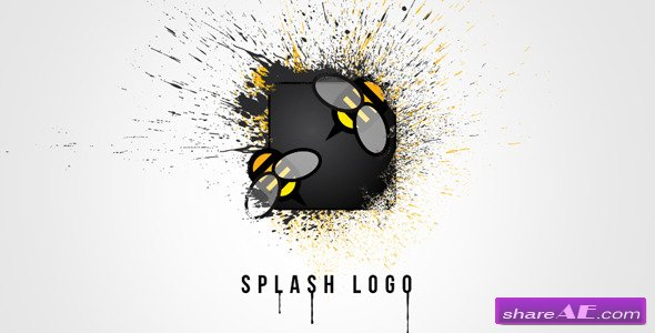 Videohive Splash Logo - Apple Motion Templates