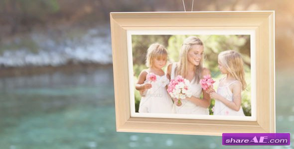 Photo Gallery at the Seaside - After Effects Templates (Videohive)