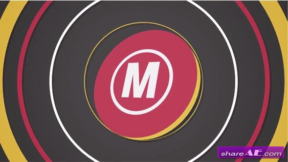 3 Colorful Logos Pack - After Effects Templates (Motion Array)